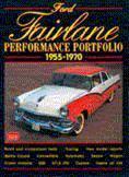 Ford Fairlane Performance Portfolio 1955-70