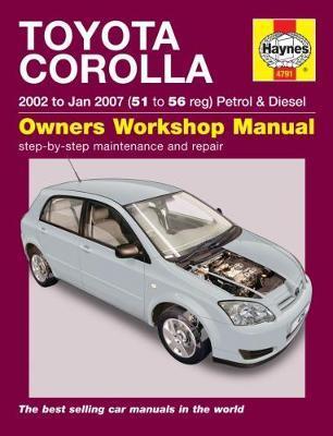 Toyota Corolla Petrol & Diesel 2002-07