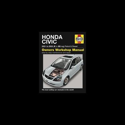 Honda Civic Petrol & Diesel 2001-2005