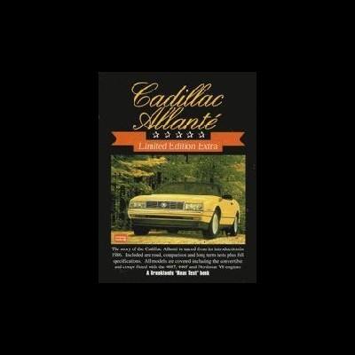 Cadillac Allante Limited Edition Extra