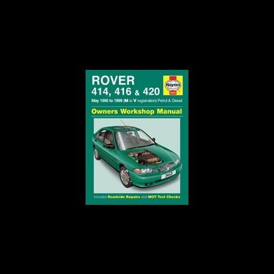 Rover 414, 416 & 420 Petrol/D 1995-99