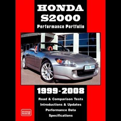 Honda S2000 Performance Portfolio 1999-2008