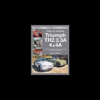 How to restore Triumph TR2/3/3A/4 & 4A