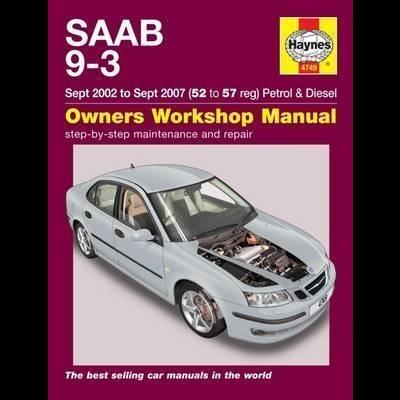 Saab 9-3 Petrol & Diesel 2002-07