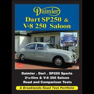 Daimler Dart SP250 & V8 250 Saloon