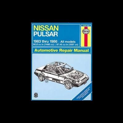 Nissan Pulsar 1983-1986 (USA)