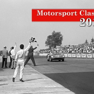 Motorsport Classic 2019 Calendar