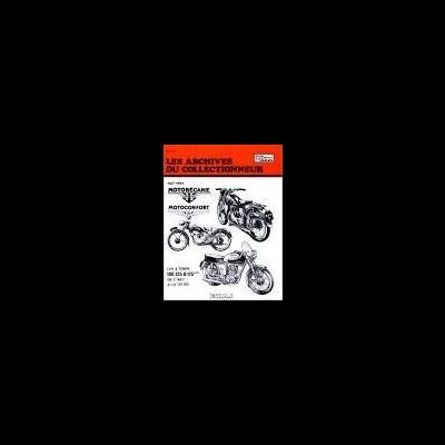 Motobecane 125, 175 Monocil 4 tempos (AC102)