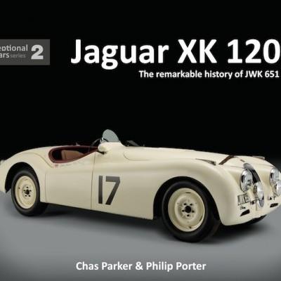 Jaguar XK120: remarkable history of JWK 651