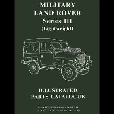 Military Land Rover Series 3 Light Weight