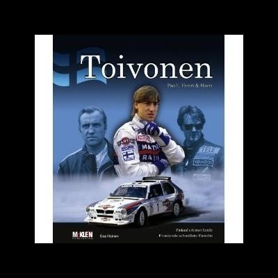 Toivonen - Pauli, Henri & Harri: Finland's fastest