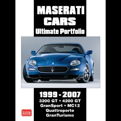 Maserati Cars Ultimate Portfolio 1999-2007