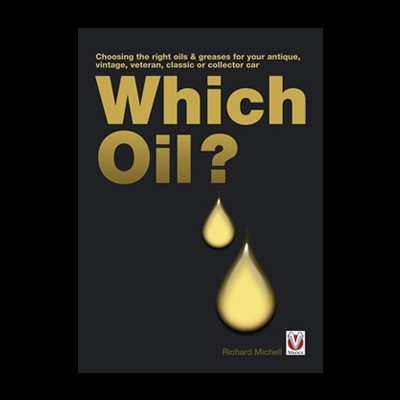 Which Oil? The right oils & greases