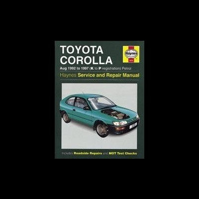 Toyota Corolla 1992-97