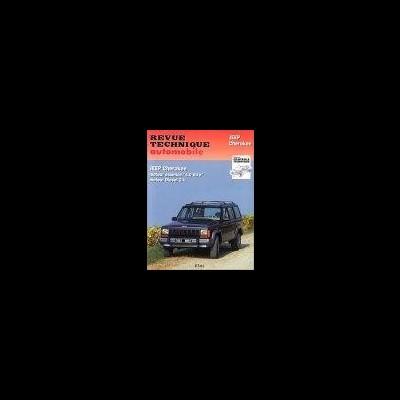 Jeep Cherokee Essence & Diesel 1984-91 (RTA529)