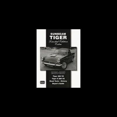 Sunbeam Tiger Limited Edition 1964-67
