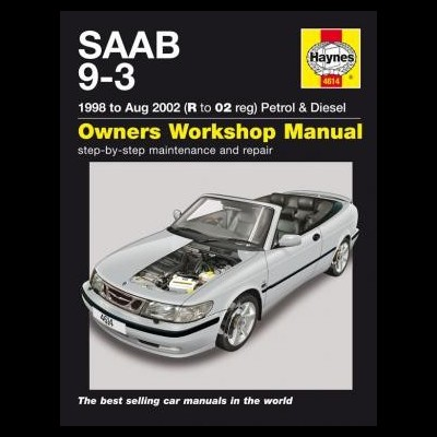 Saab 9-3 Petrol & Diesel  1998-2002