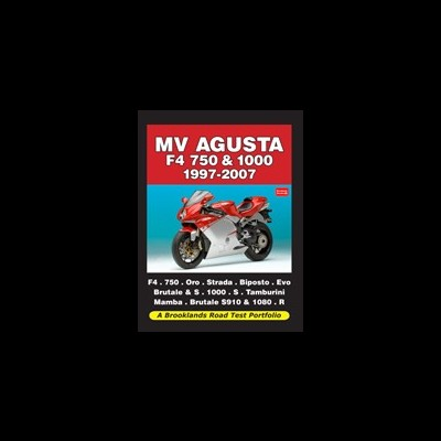 MV Agusta F4 750 & 1000 1997-2007