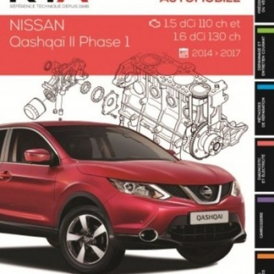 Nissan Qashqai II Phase 1 1.5 DCi/1.6DCi (RTA822)