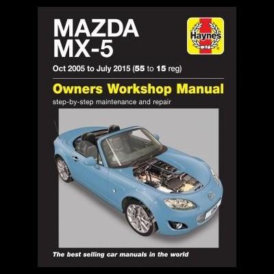 Mazda MX-5 2005-15