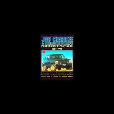 Jeep Cherokee & Comanche Pickups 1984-91