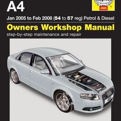 Audi A4 2005-08