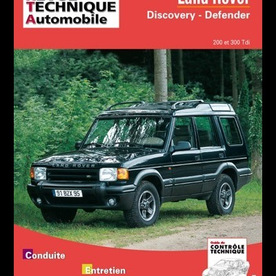 Land Rover Defender, Discovery 1990-98 (RTA564)
