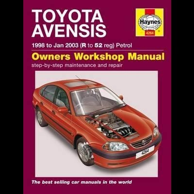 Toyota Avensis Petrol 1998-2003