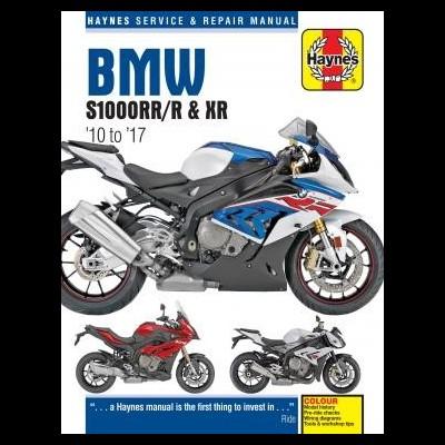 BMW S1000RR/R & XR 2010-17
