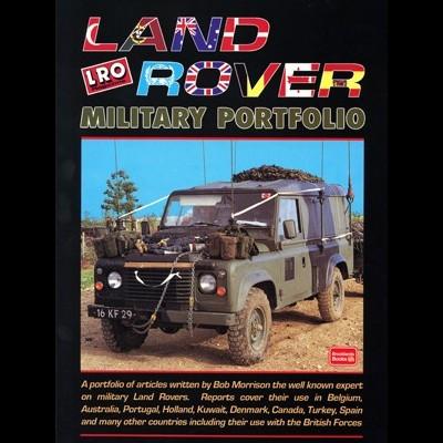 Land Rover Military Portfolio