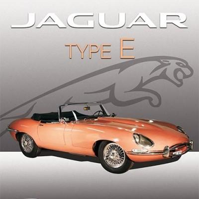 Jaguar E-Type: Le Fauve de Coventry (2º ED)