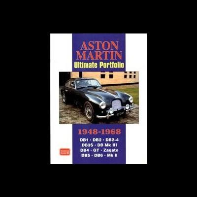 Aston Martin Ultimate Portfolio 1948-68
