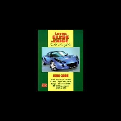 Lotus Elise & Exige Gold Portfolio 1996-2005