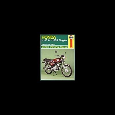 Honda H100 & H100S Singles 1980-92