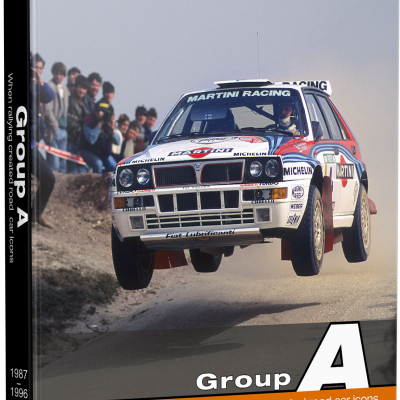 Group A - When rallying created road cars 87-1996