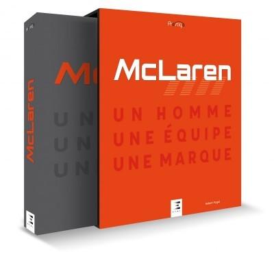 McLaren: Une homme, Une équipe, une marque