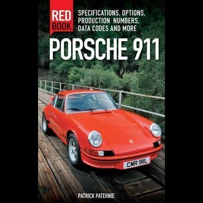 Porsche 911 Red Book 1965-2015