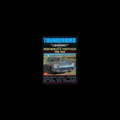 Thunderbird Performance Portfolio 1958-63