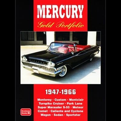 Mercury Gold Portfolio 1947-1966