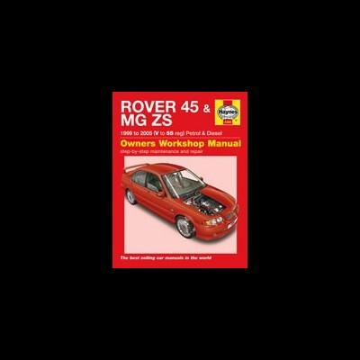 Rover 45 & MG ZS 1999-2005 Petrol/Diesel