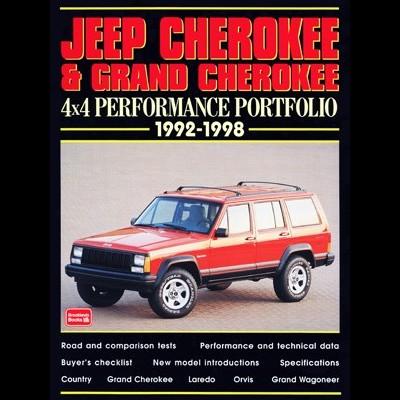 Jeep Cherokee/Grand Cher. Perf. Portfolio 1992-98