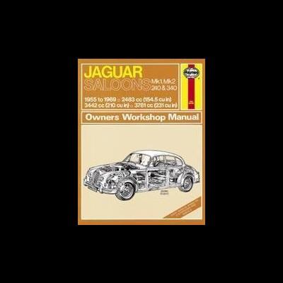 Jaguar MKI & II, 240 & 340 1955-69
