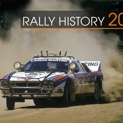 Rally History 2019 Calendar