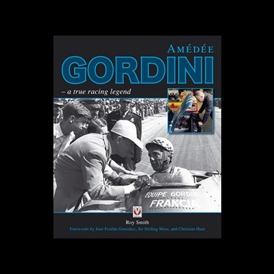 Amedee Gordini: true racing legend