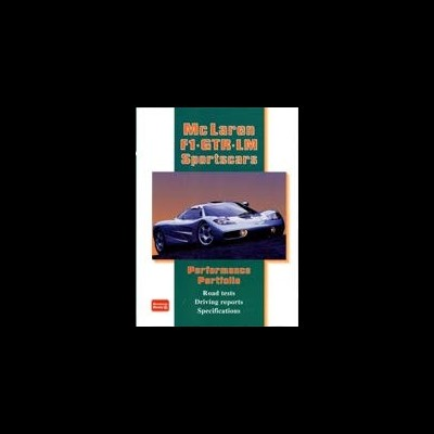 McLaren F1, GTR, LM Performance Portfolio