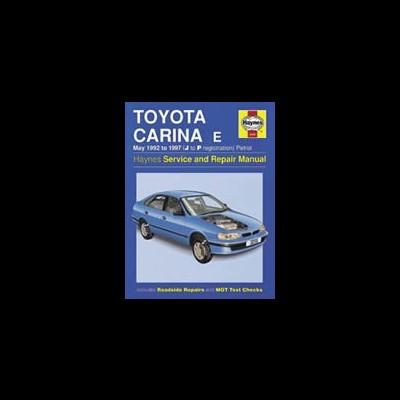 Toyota Carina e Petrol 1992-97