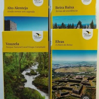 Guias de Viagens por Portugal