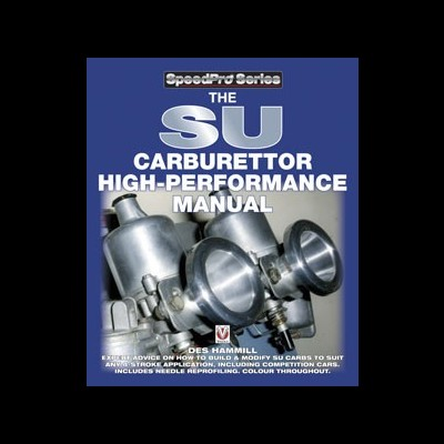The SU Carburettor High Performance Manual
