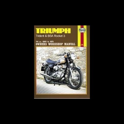 Triumph Trident & Bsa Rocket 3 1969-75