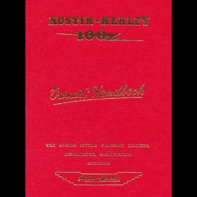 Austin Healey 100/4 1953-56